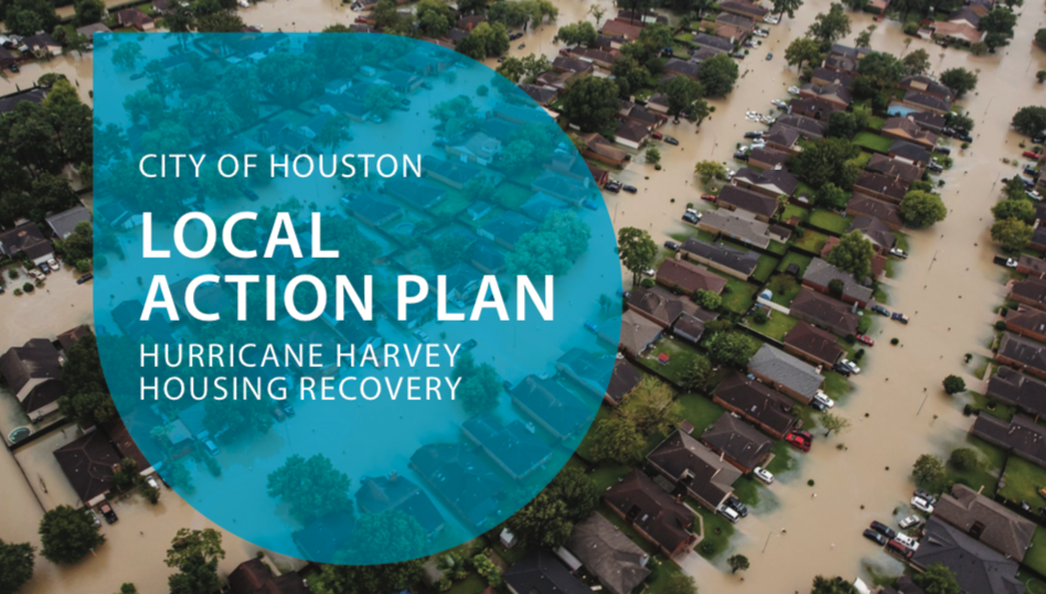 cover image of the City of Houston Local Action Plan
