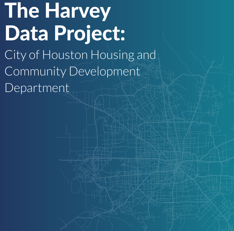 Harvey Data Project